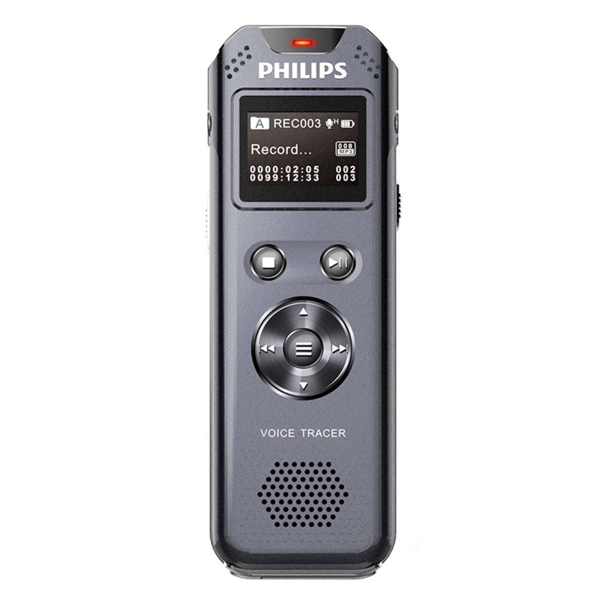 Philips - 數碼降噪錄音筆 VTR-5800