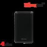 6000mAh 超輕薄移動電源 充電寶 Power Bank 黑色