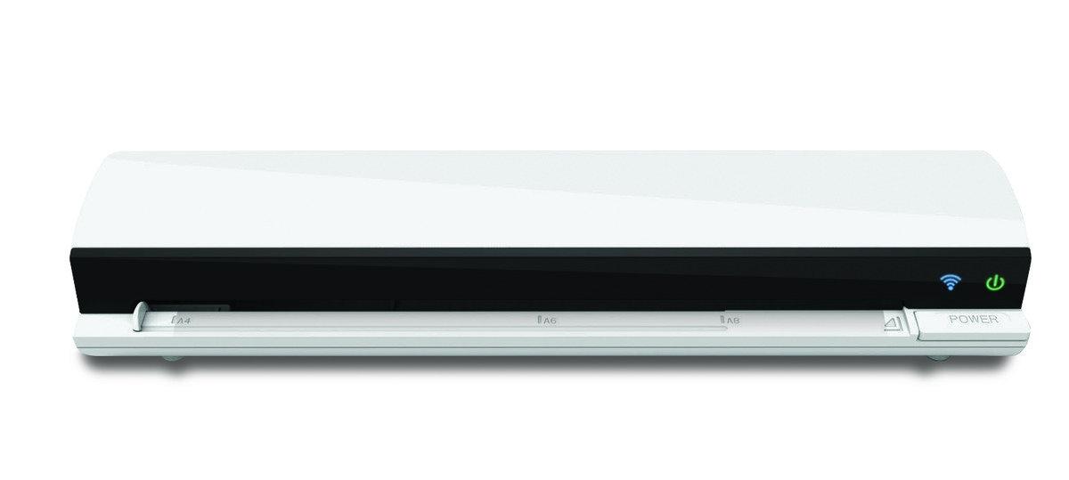 S400W 行動式無線掃描器 (黑/白)