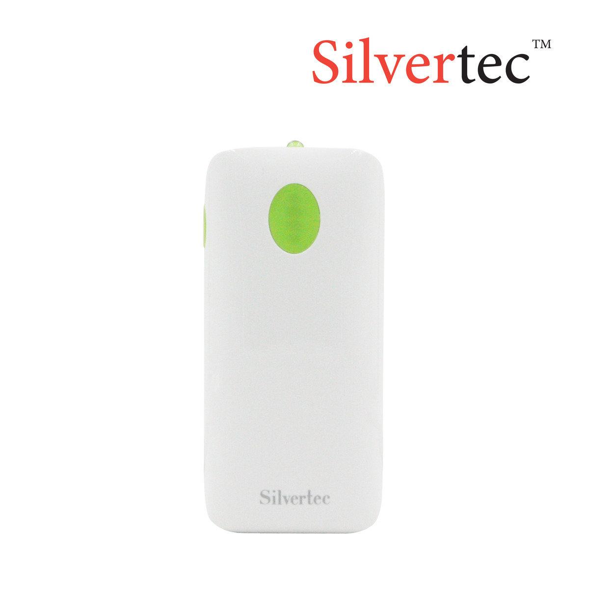SY321 5200mAh 三洋電芯移動電源 白綠