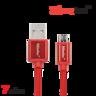 Micro USB Cable 22cm Micro充電線 (7色)