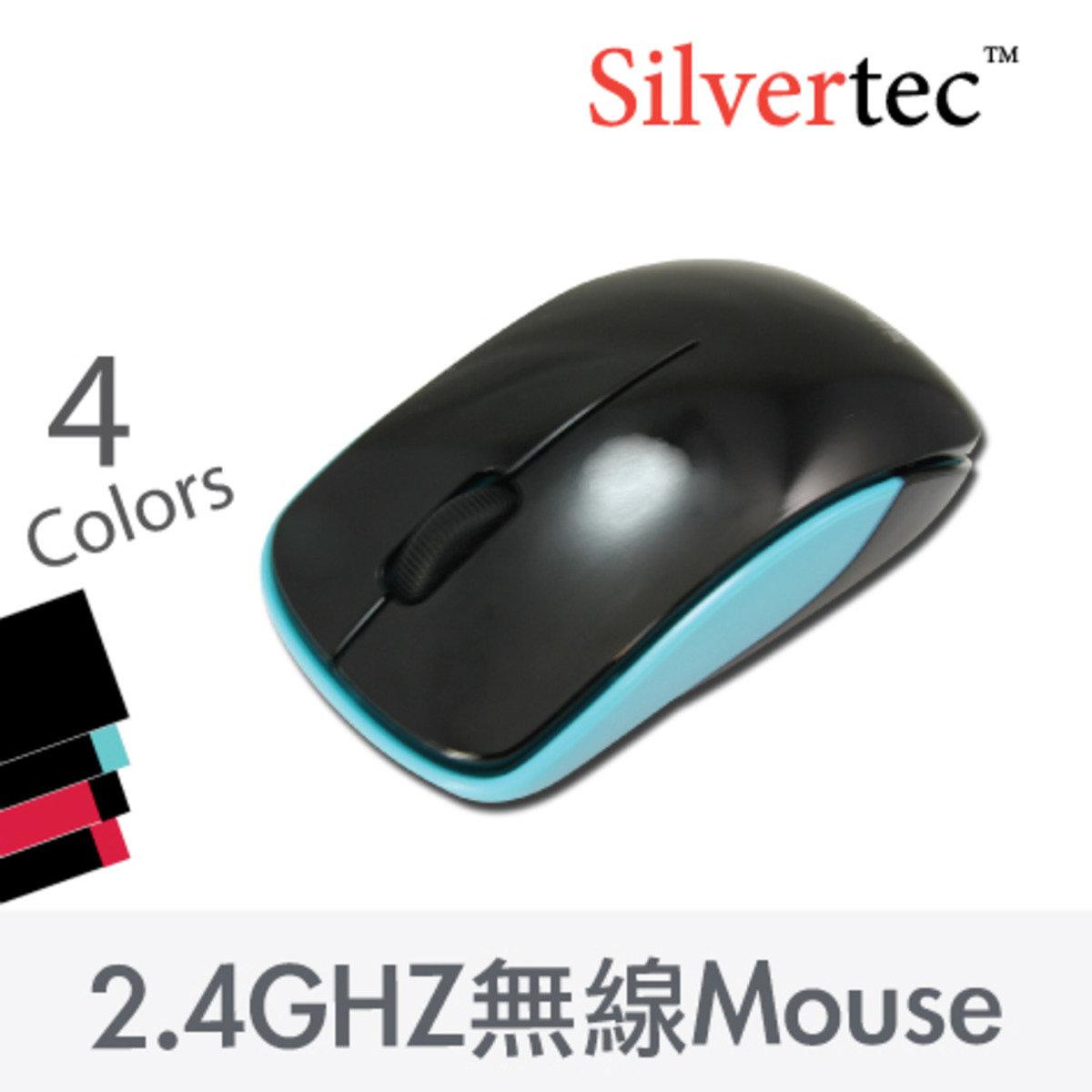 2.4GHz 無線滑鼠 黑色