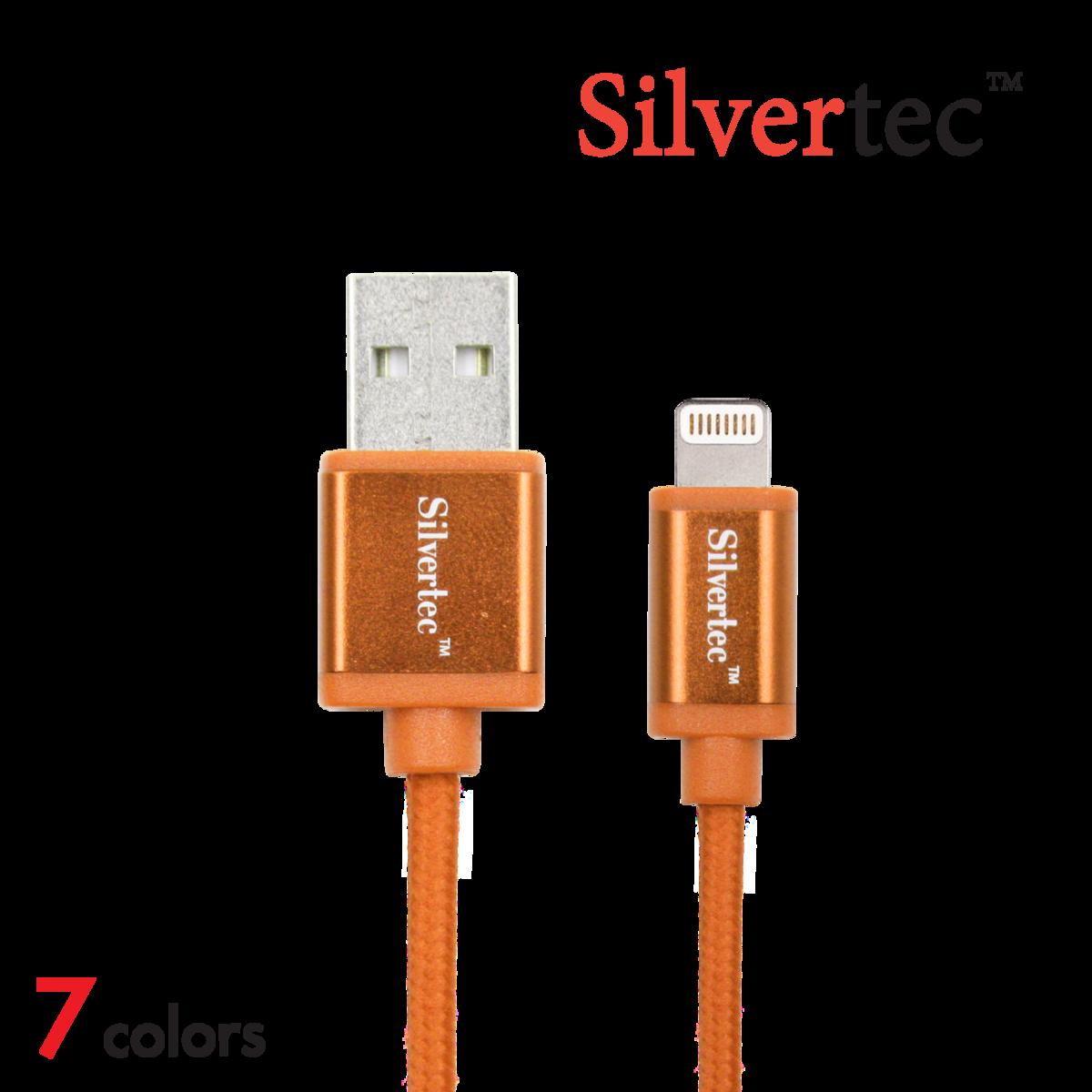 BC-LI0110 1m Lightning USB Cable iPhone Cable 蘋果充電線 iPhone線 (7色)