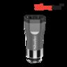 Silvertec 3.4A輸出 USB汽車充電器(雙輸出) (3色)
