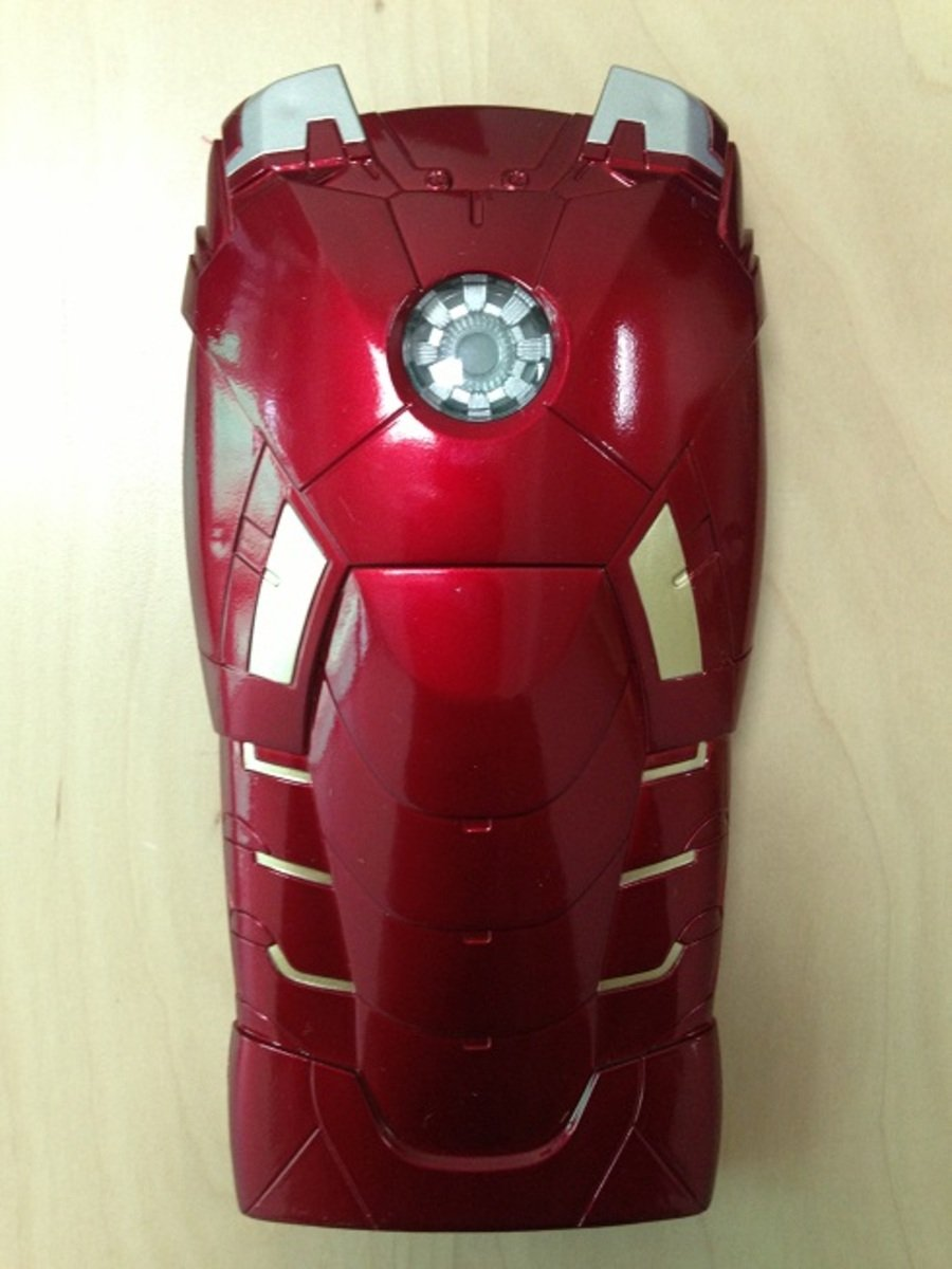 IRONMAN MK7 (normal version)