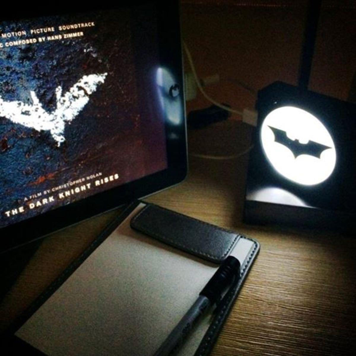 Batman 5000mAh light power block