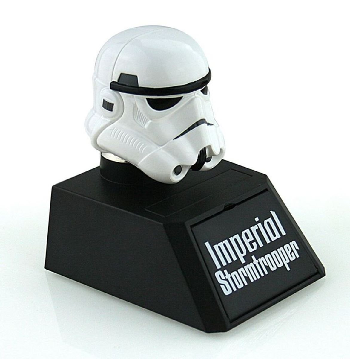 Storm Trooper Collectible BustCar-mounted charger