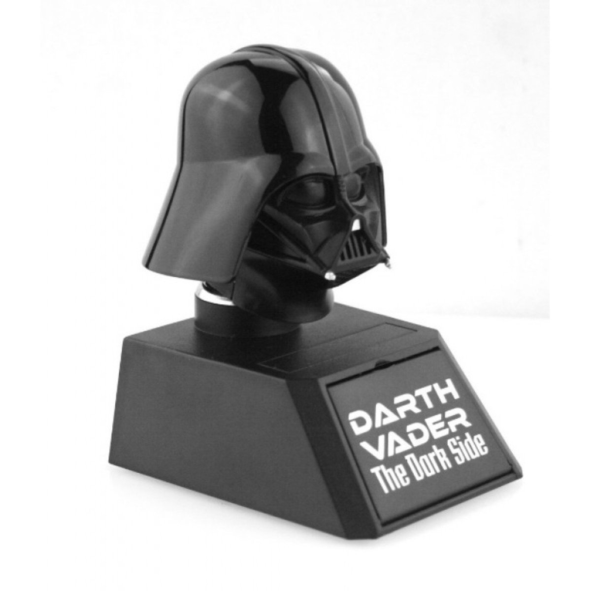 Darth Vader Battle damaged Collectible Bust Car mounted charger
