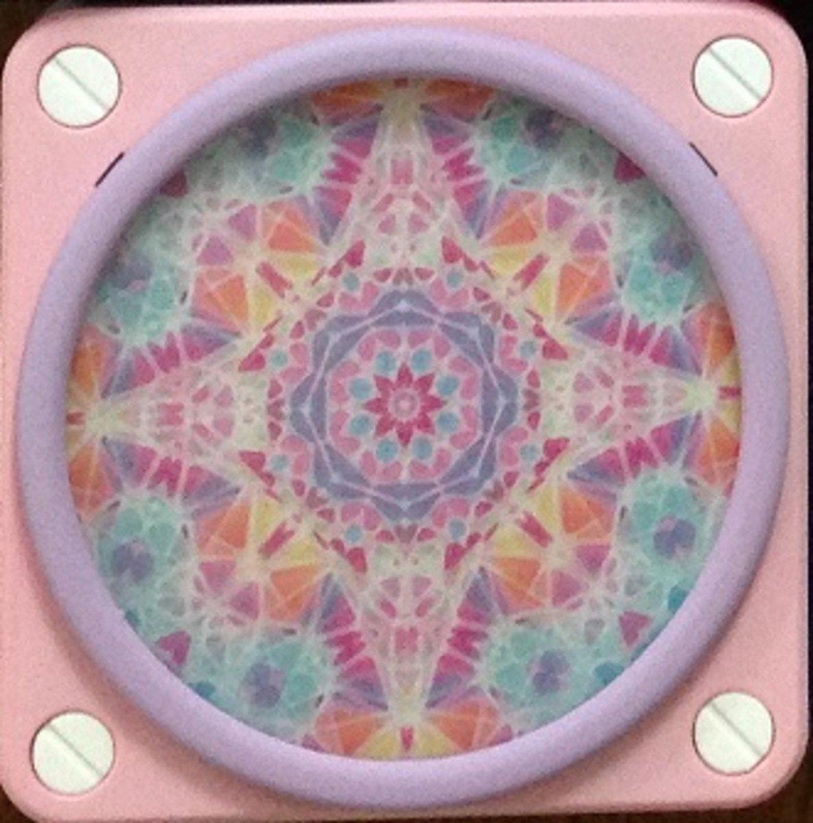 Kaleidoscope 5000mAh light power block