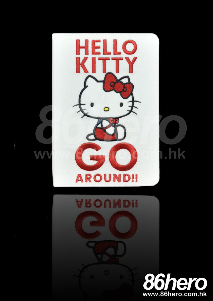 Hello Kitty flannelette iPad mini 1/2/3