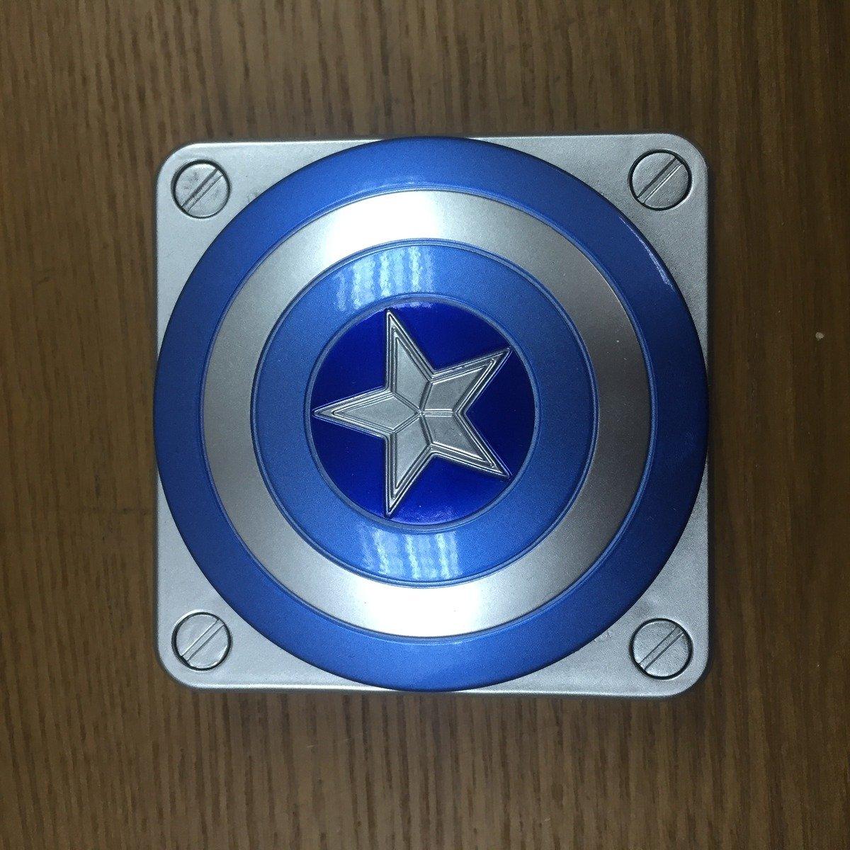 Captain America Blue 5000mAh light power block