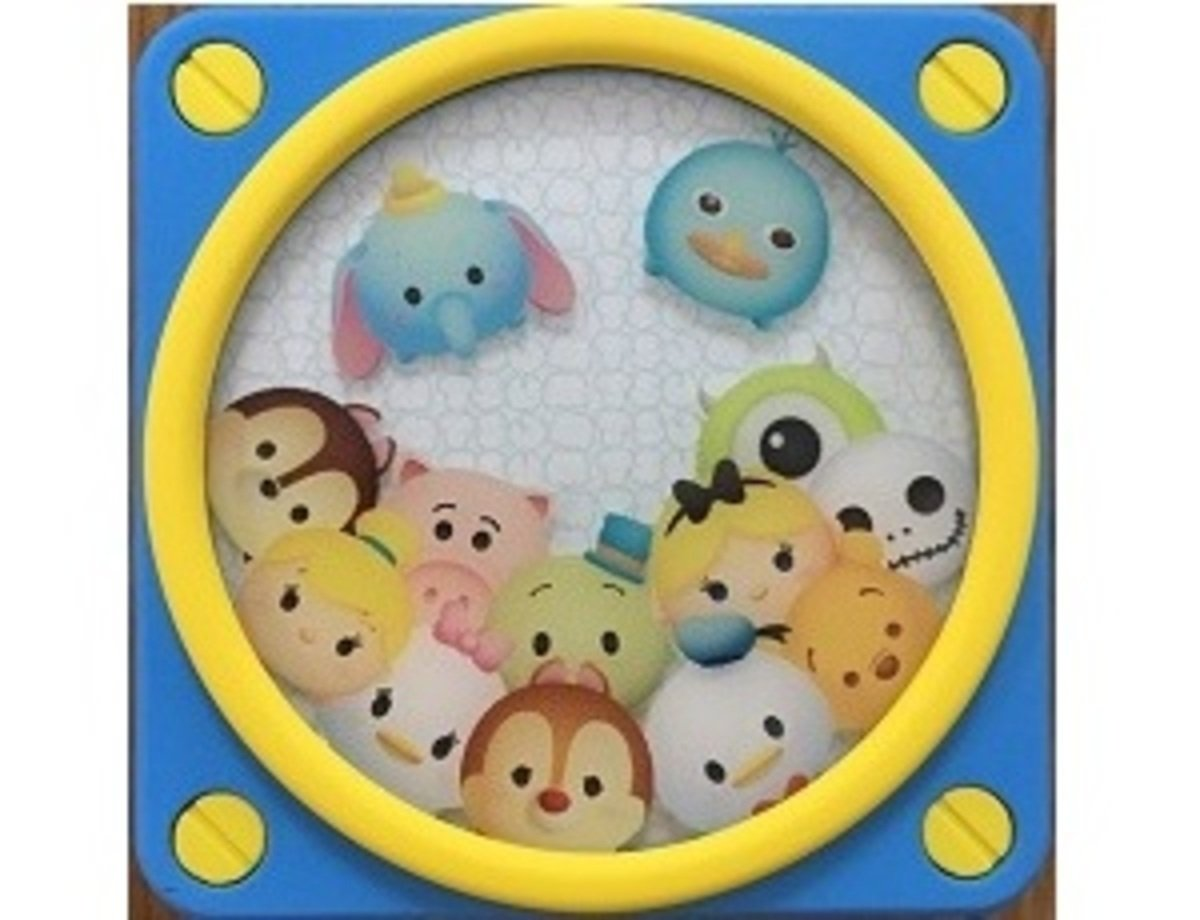 Tsum Tsum Dumbo 5000mAh light power block