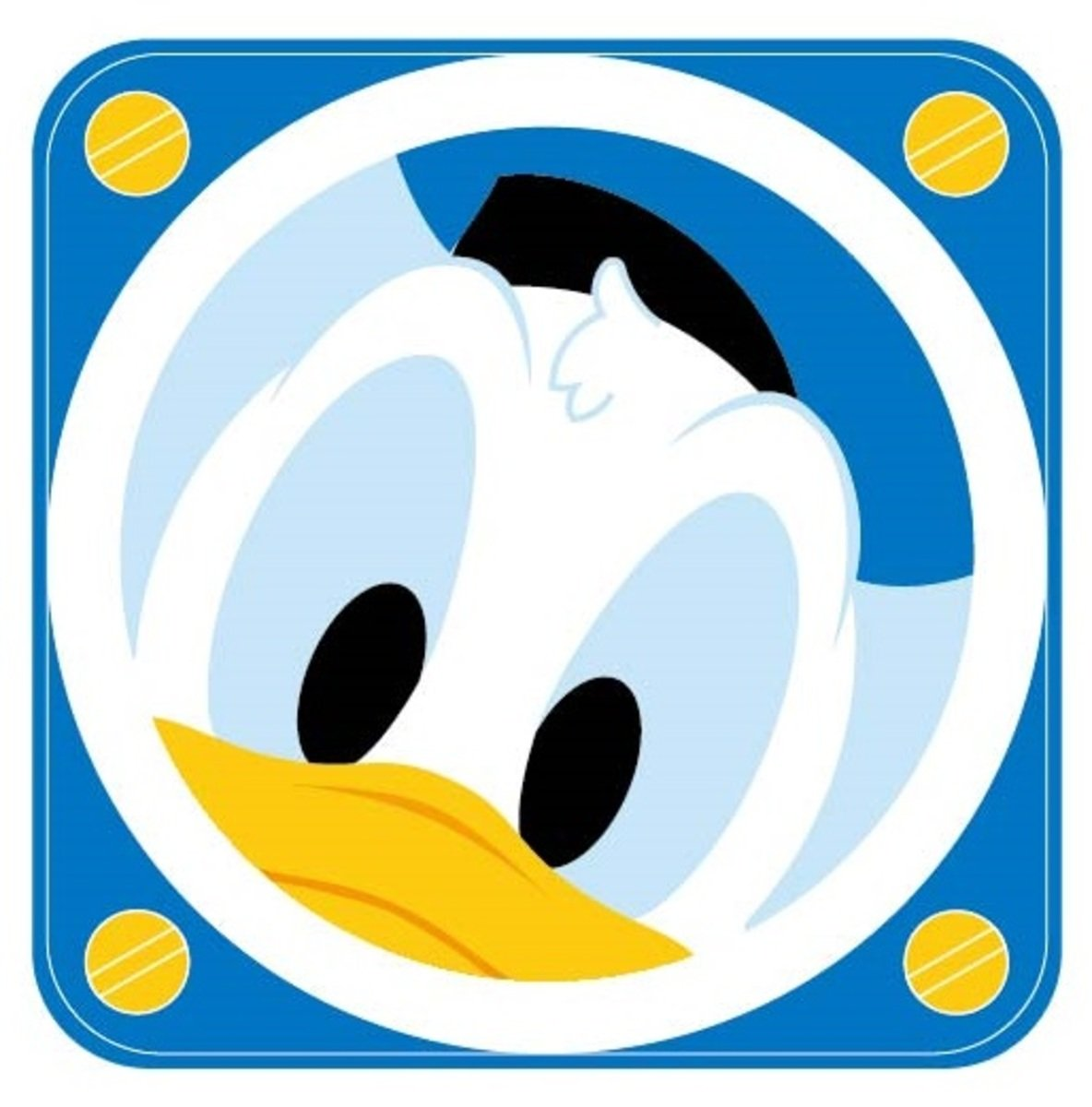 Donald Duck 5000mAh light power block