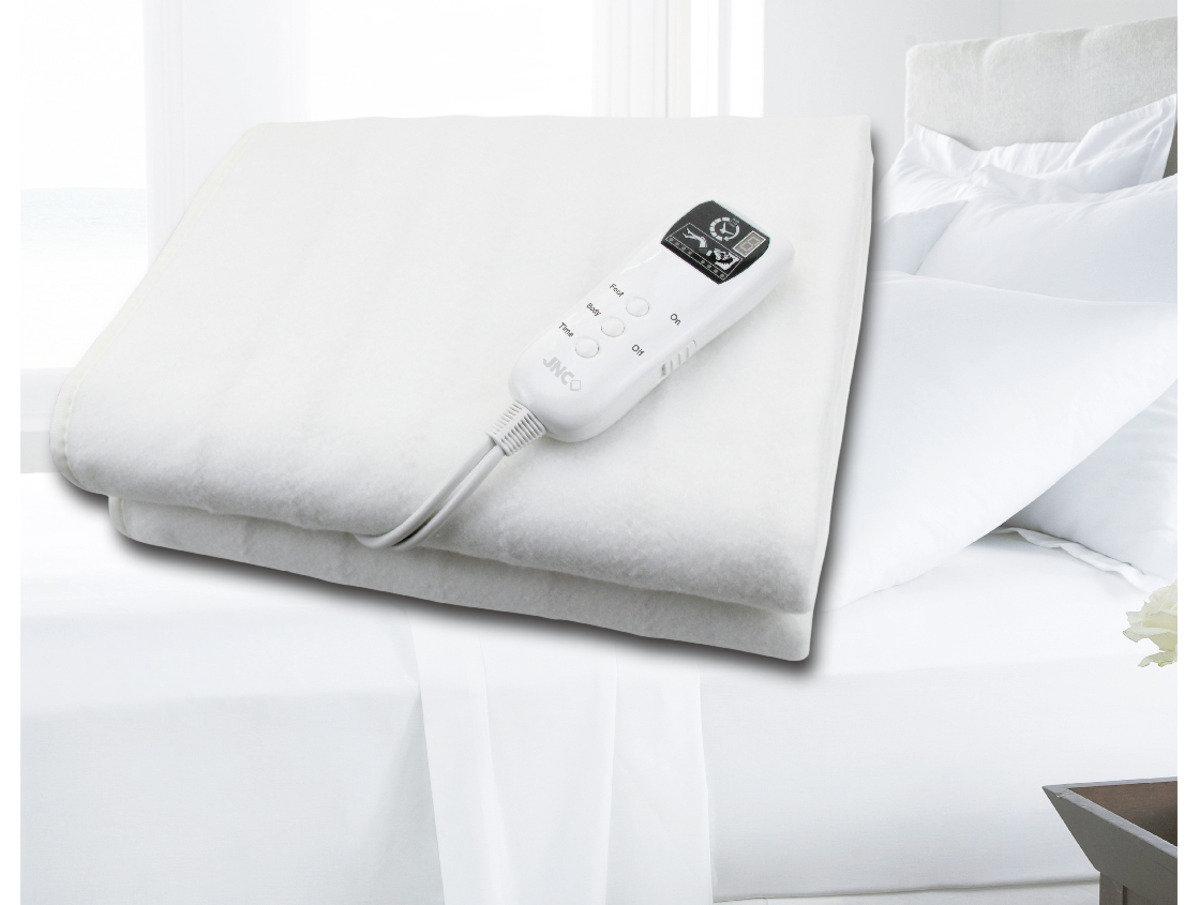 恆溫電暖毯 (腳部加強發熱版)