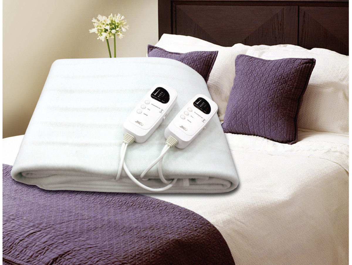 恆溫電暖毯(雙人)