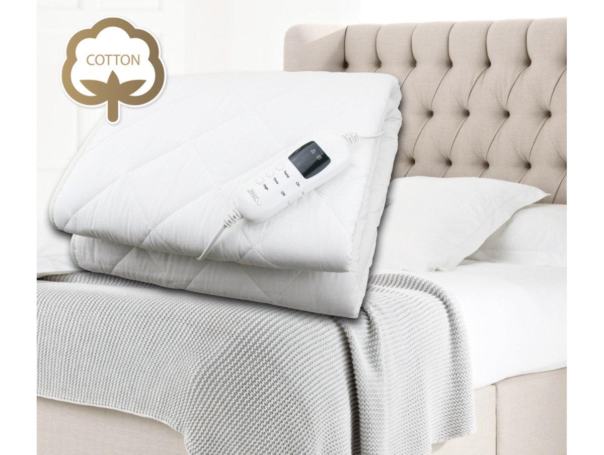 天然全棉恆溫電暖毯(單人)