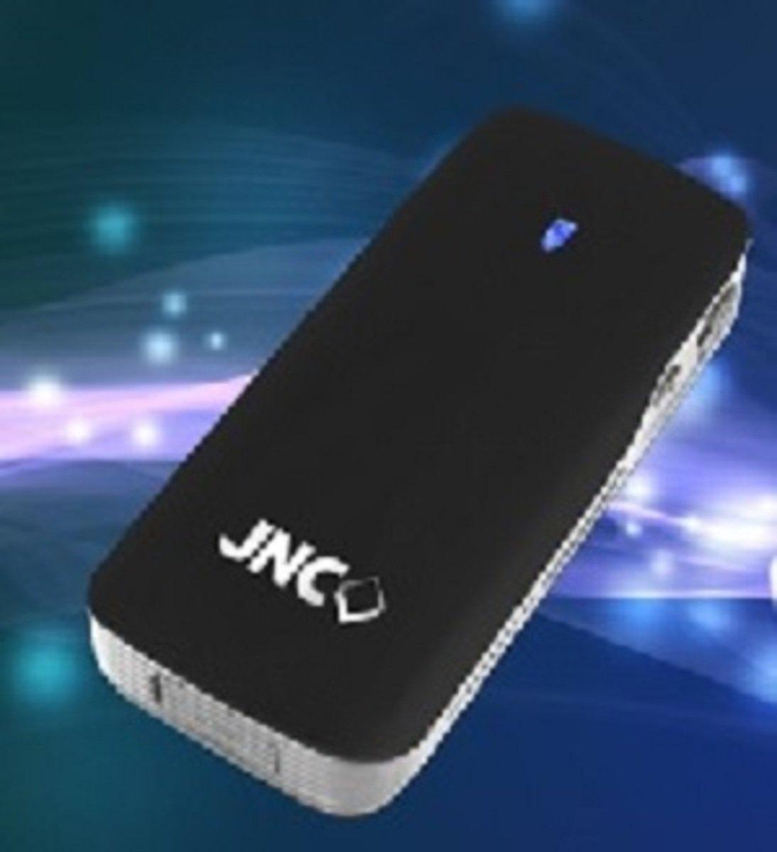 j-Network 充電式路由器 (黑色)