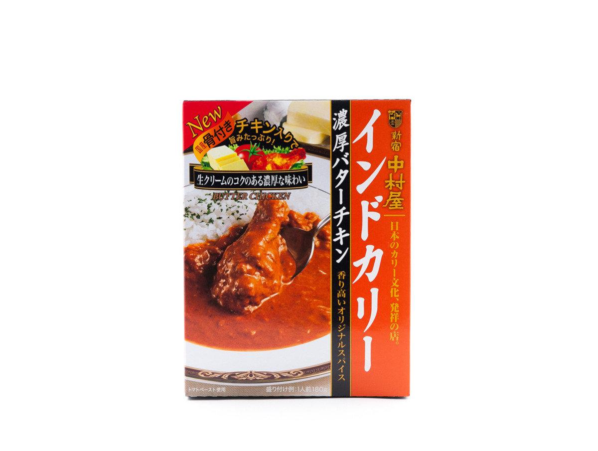 日本110年歷史老舖(新宿中村屋) - 牛油雞肉咖哩