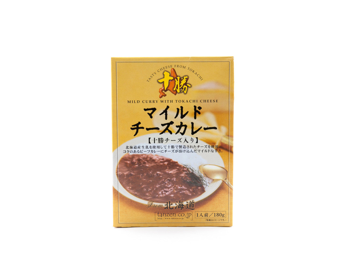 日本北海道 - 十勝チーズ入り牛肉咖哩