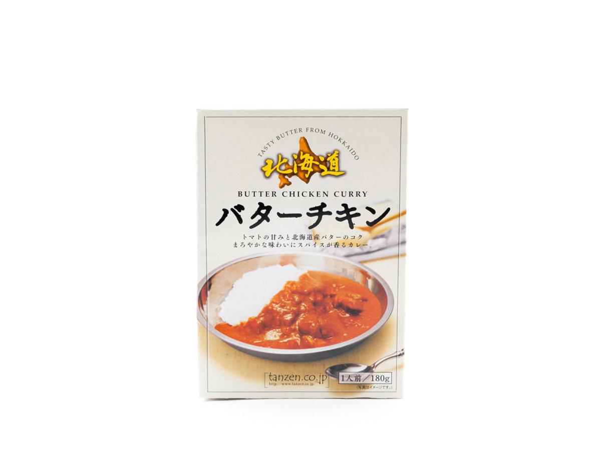 日本北海道 - 牛油雞肉咖哩