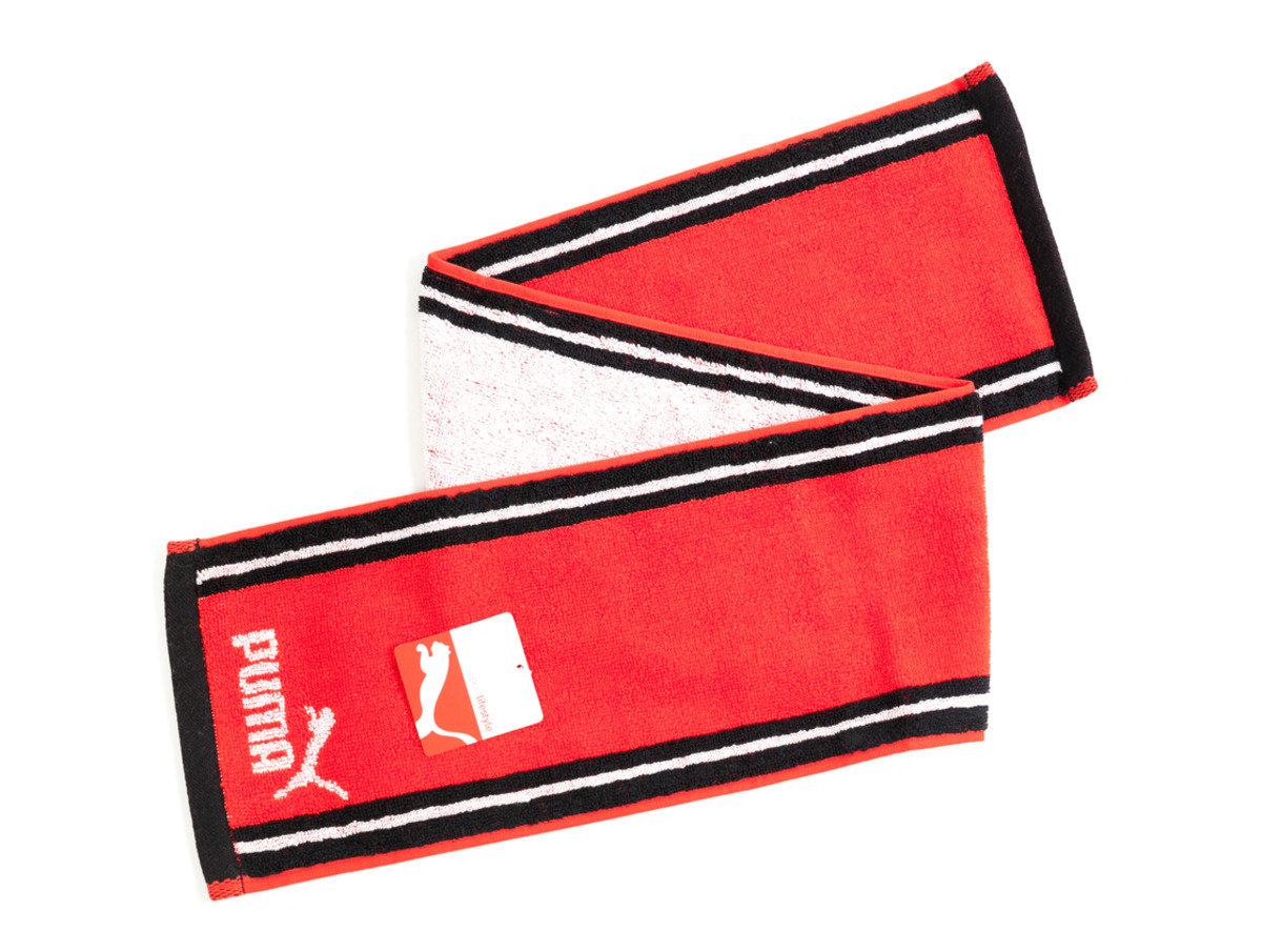 Puma 運動毛巾 90 x 15cm - 紅色(T133)