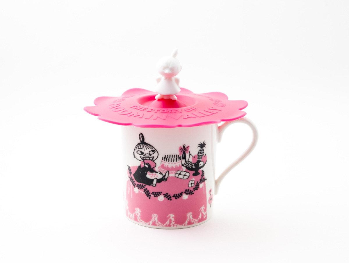 姆明陶瓷杯系列 - 阿美蓋杯