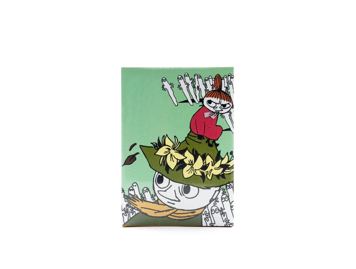 姆明系列 史力奇、阿美和樹精108塊微透光半透明稜鏡拼圖