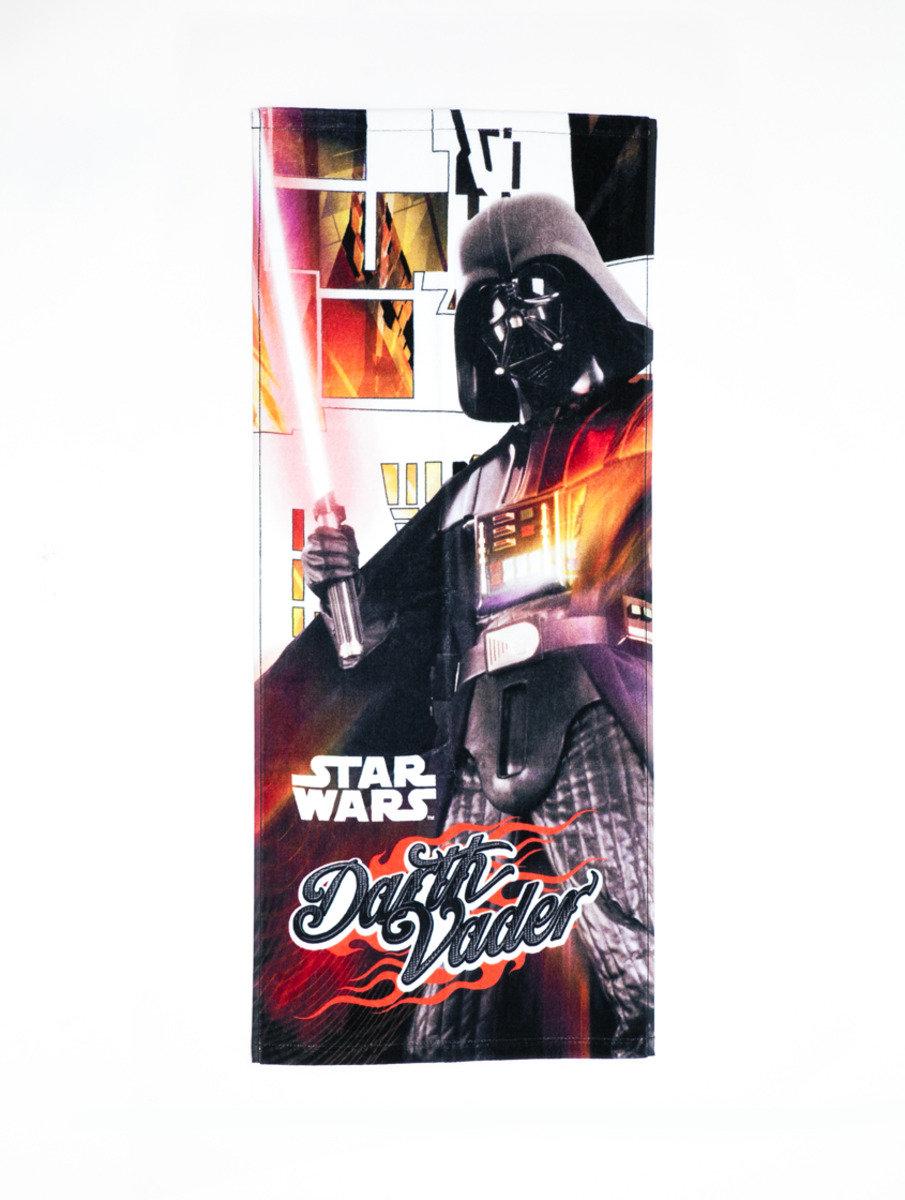 Star War 系列長面巾 (34 x 80cm) - 黑武士