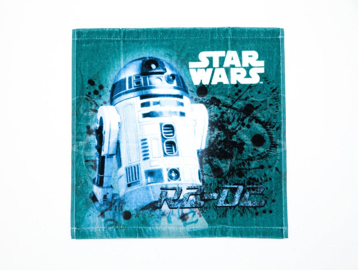 Star War 系列小方巾 (34 x 35cm) - R2-D2