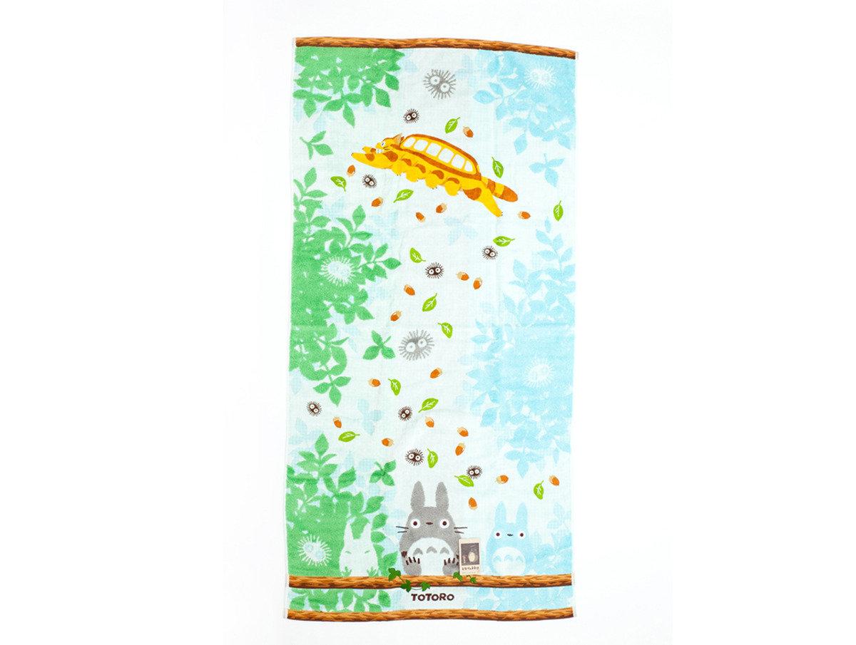 龍貓 大浴巾60 x 120cm - 休憩(T618)
