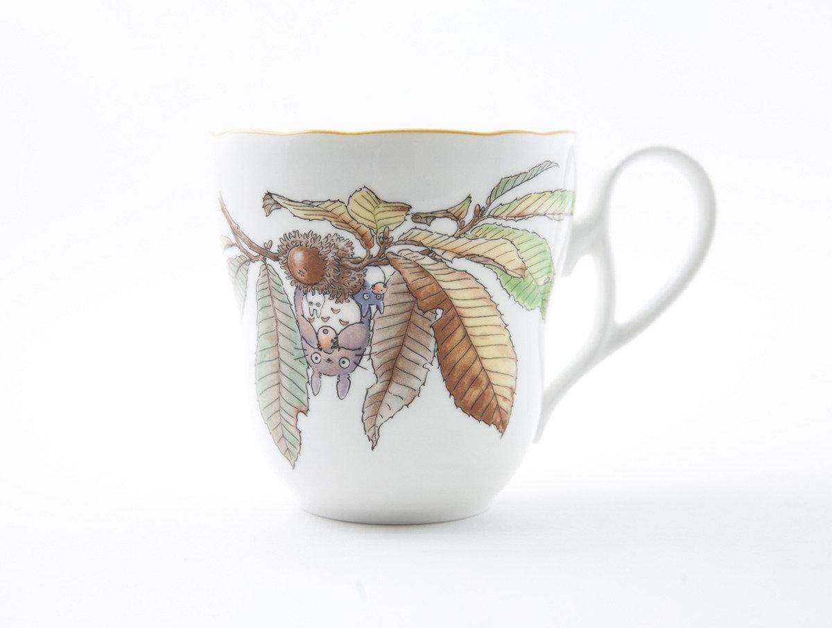 龍貓 X Noritake 瓷具系列 - 陶瓷杯(N667) 4924-1