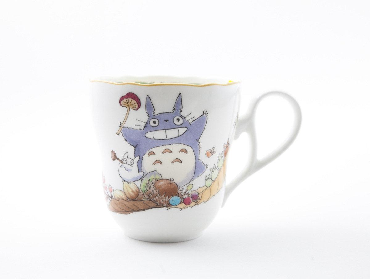 龍貓 X Noritake 瓷具系列 - 陶瓷杯(N668)
