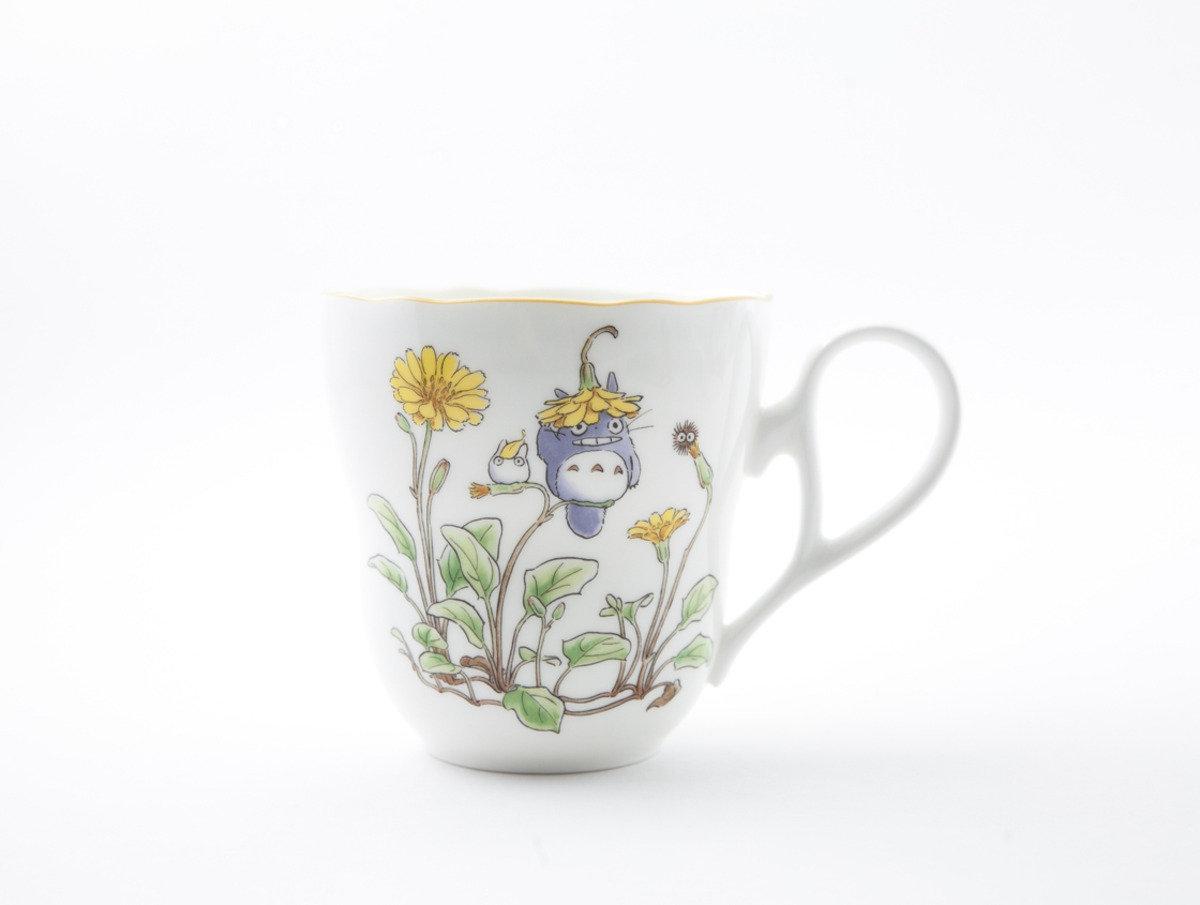 龍貓 X Noritake 瓷具系列 - 陶瓷杯(N669)