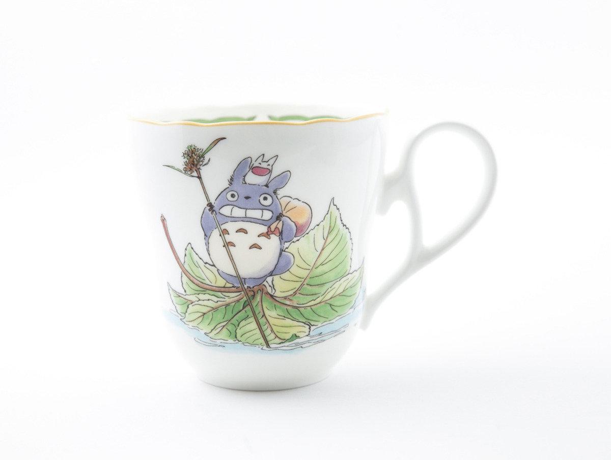 龍貓 X Noritake 瓷具系列 - 陶瓷杯(N690)