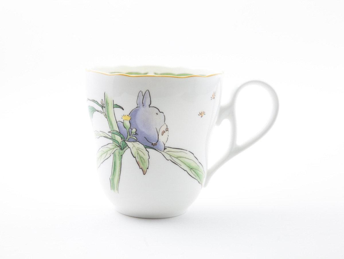 龍貓 X Noritake 瓷具系列 - 陶瓷杯(N726) 4924-9