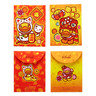 猴年賀歲 B-Duck利是封 (BD-001A)兩款圖案,每款四個 (共八個)