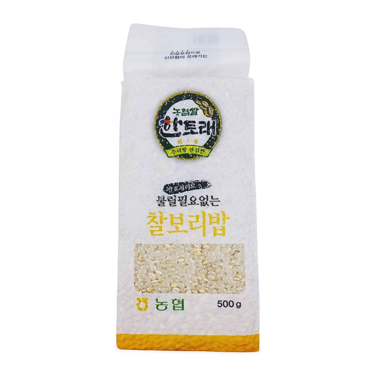 韓土來米混合發酵大麥 500克