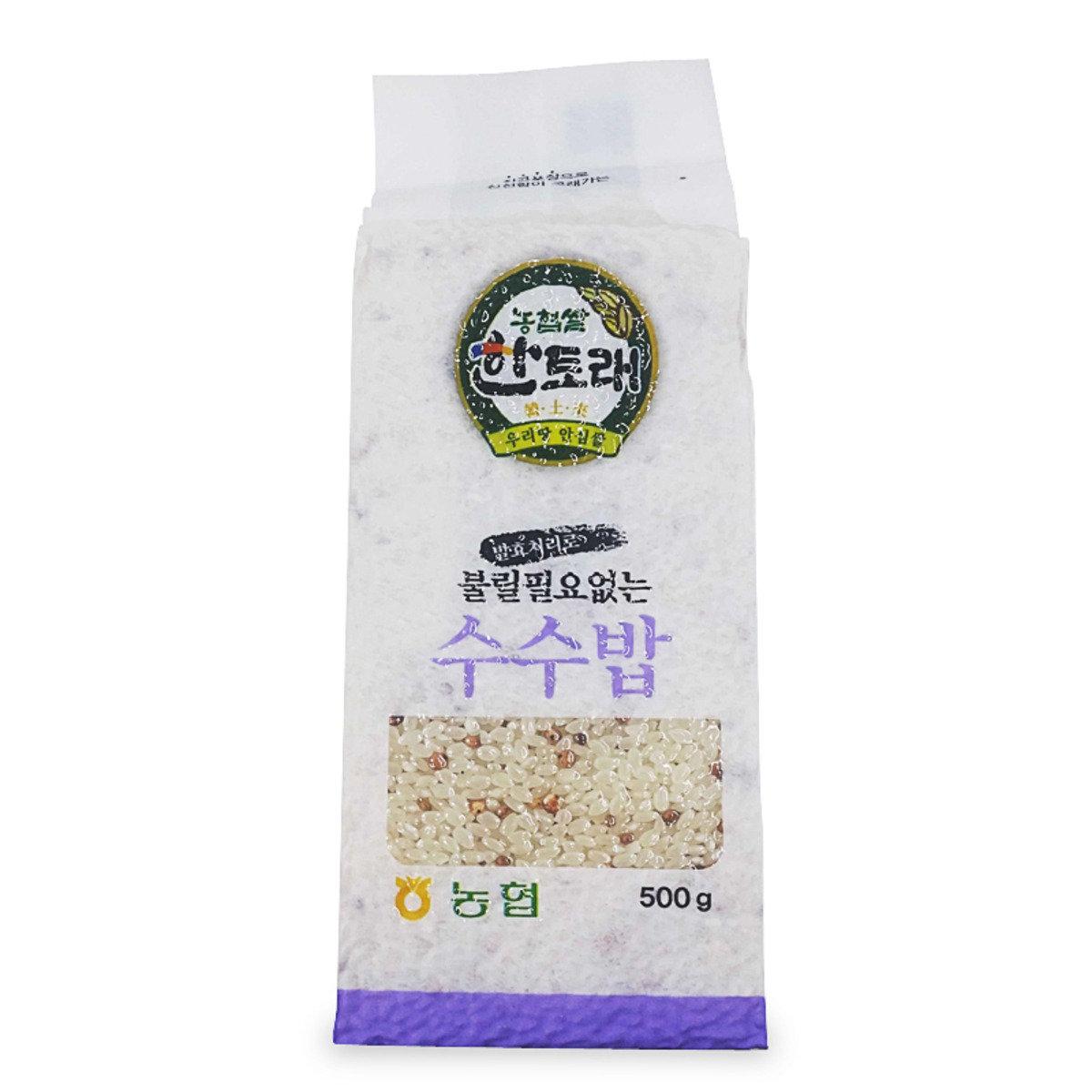 韓土來米混合發酵高粱 500克