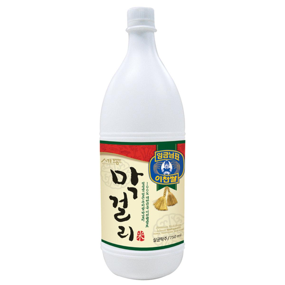 利川米酒 750毫升