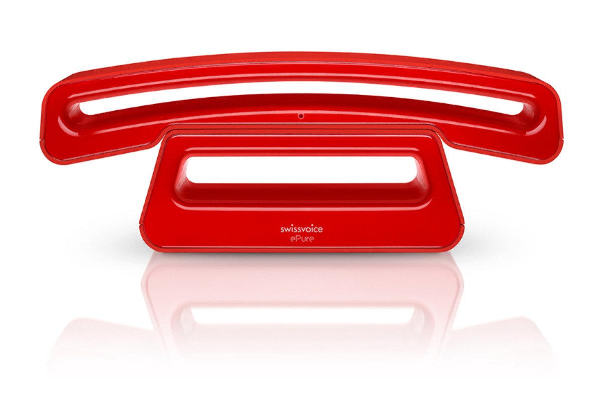 Swissvoice ePure V2 紅