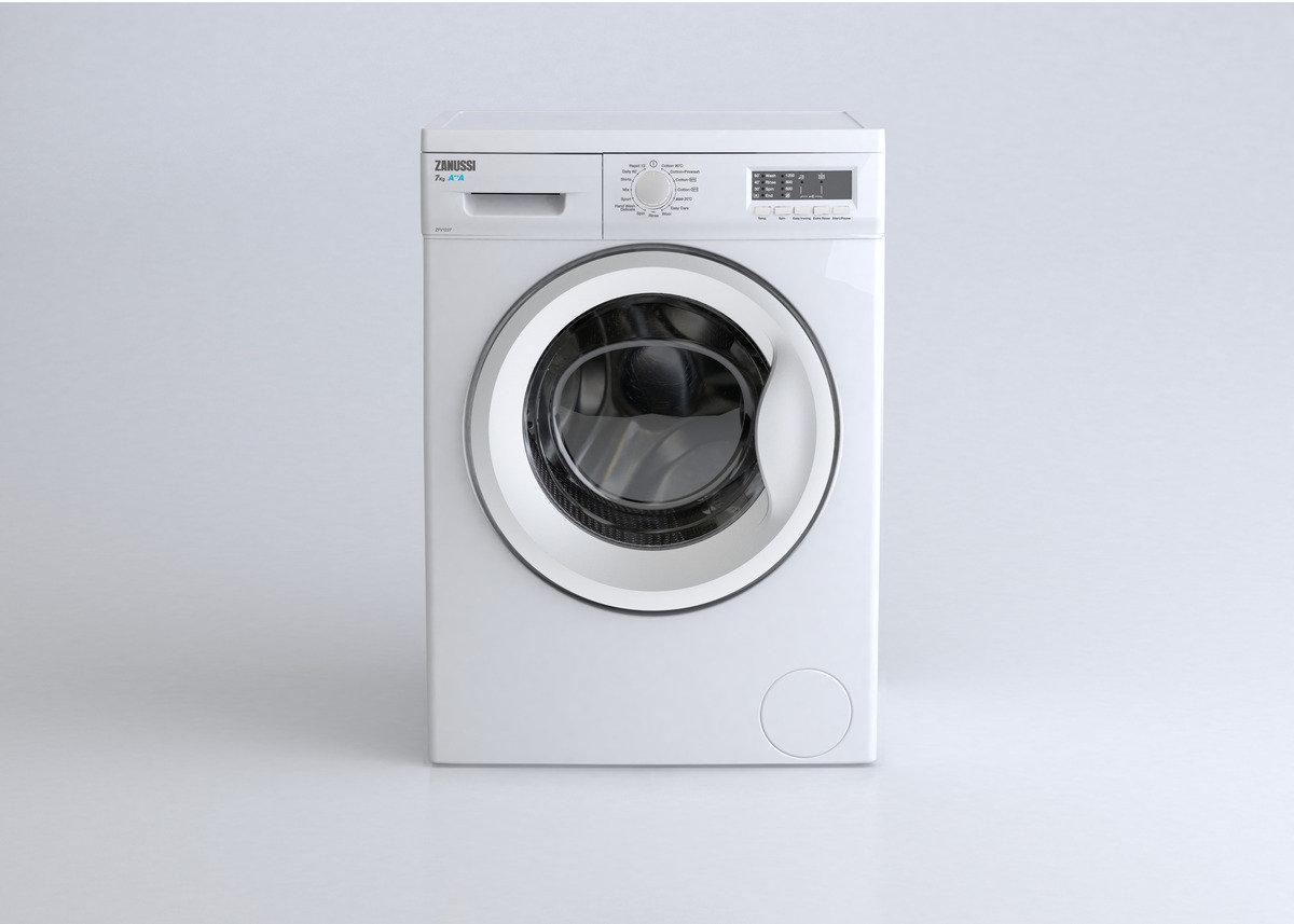 ZFV1227 前置式洗衣機