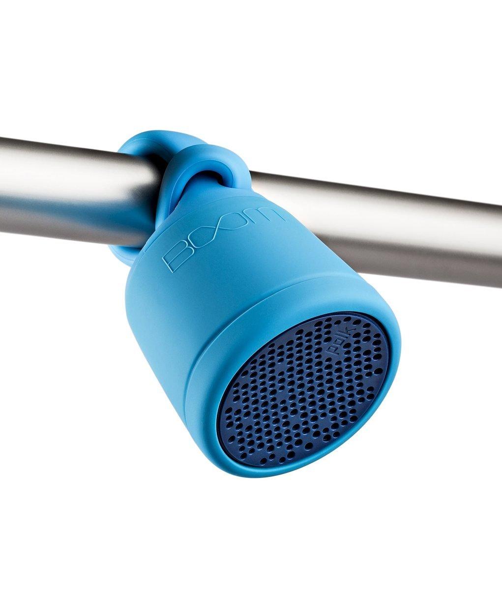 SWIMMER DUO 防水藍牙喇叭, 藍色