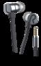 DM008P 入耳式耳機, 銀色
