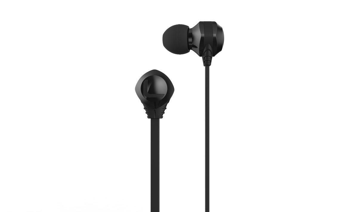 DM030 入耳式耳機, 黑色