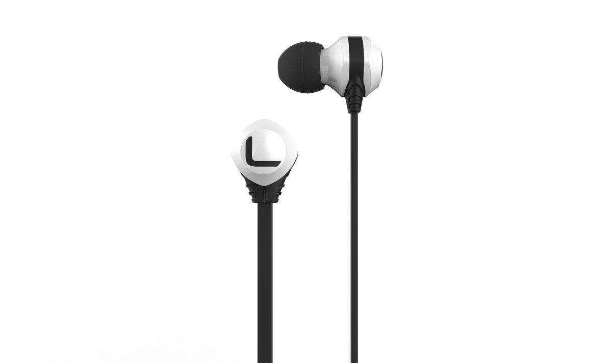 DM030 入耳式耳機, 白色