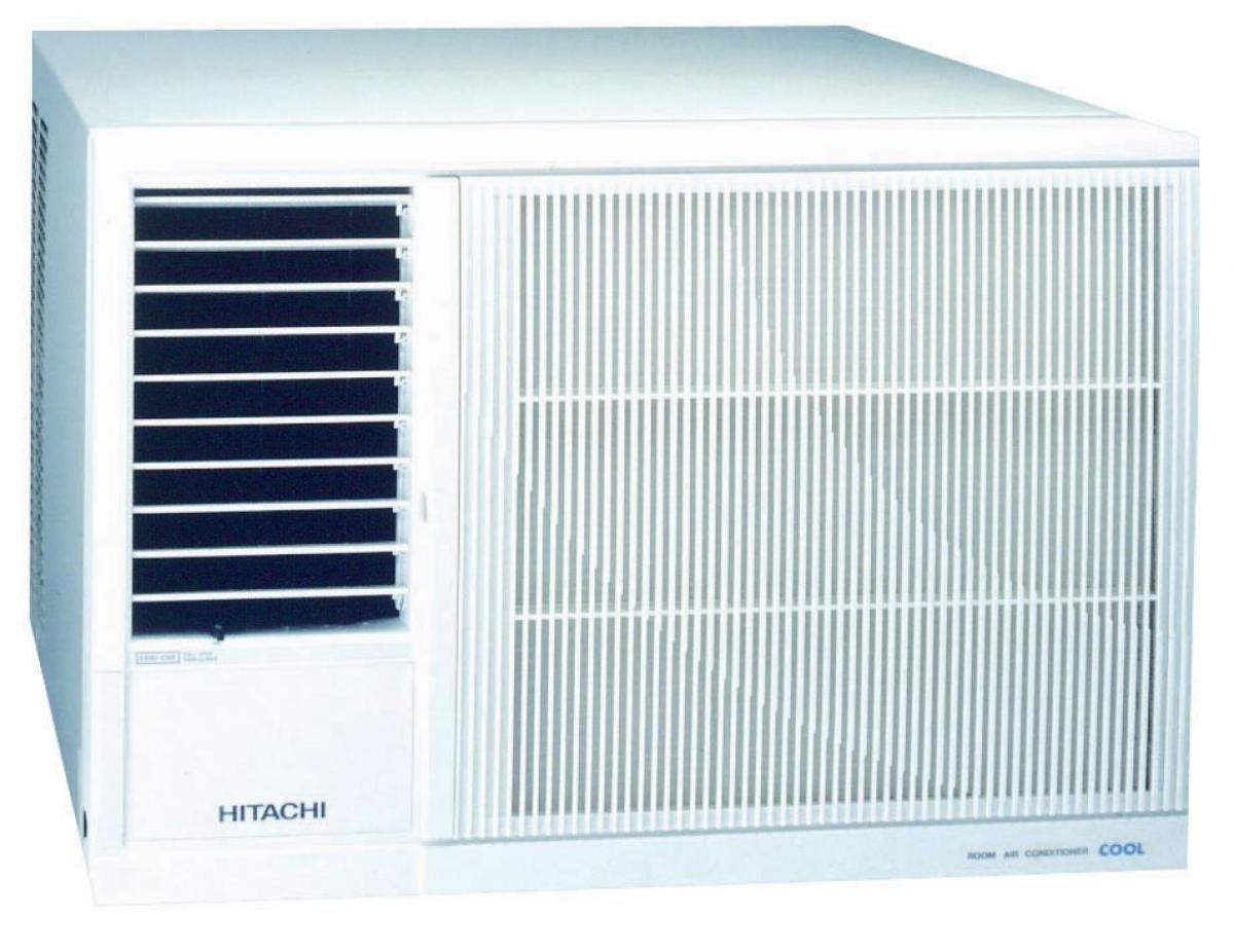 日立 3 匹窗口式冷氣機 RA30LS