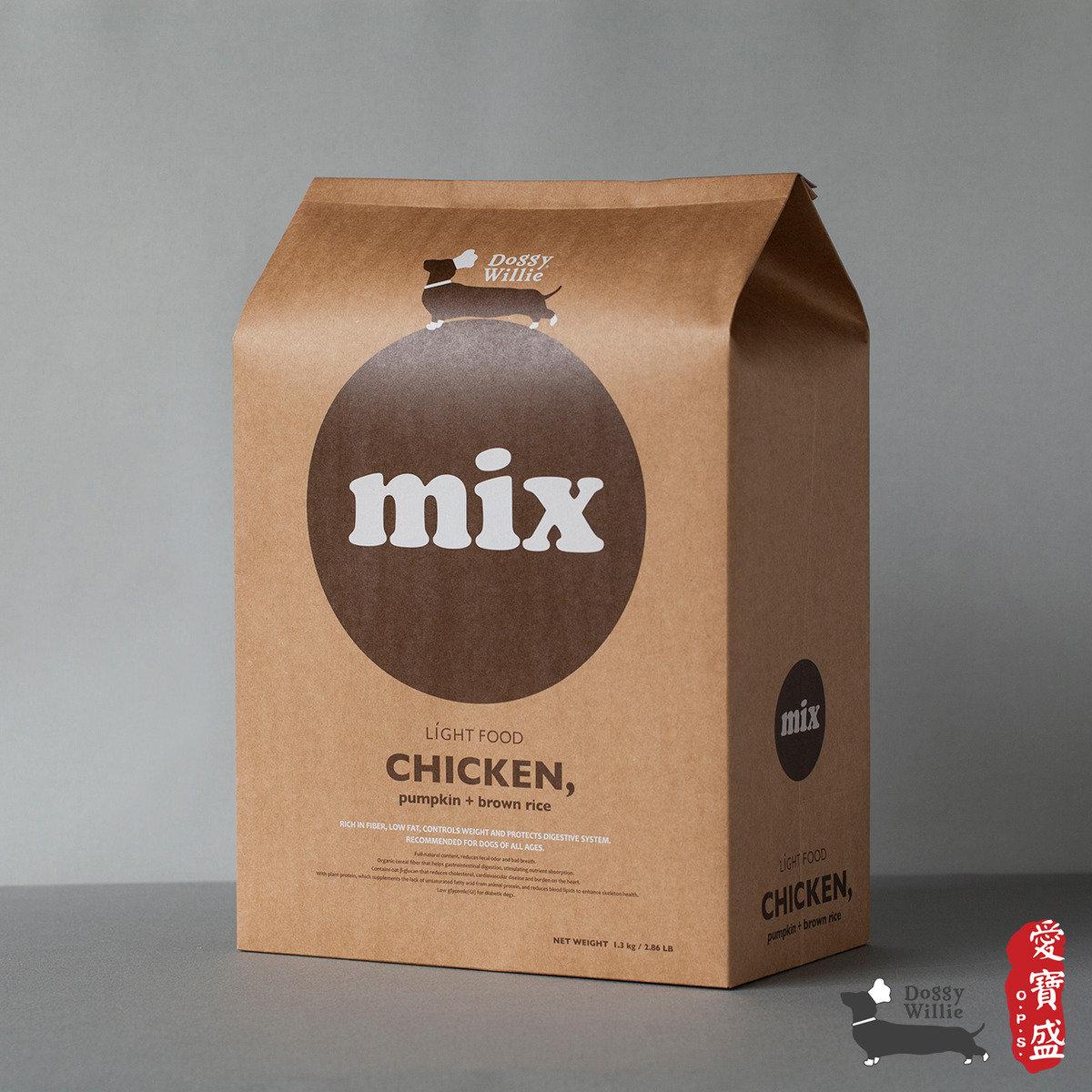 南瓜糙米雞肉 1.3kg