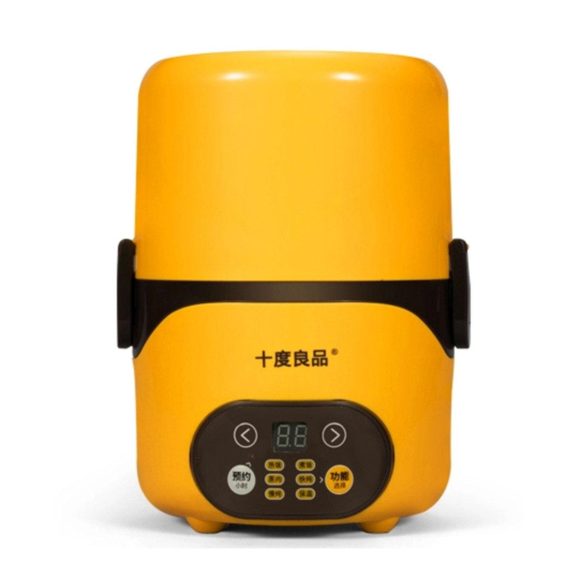 蒸煮電飯盒 6.1 Yellow
