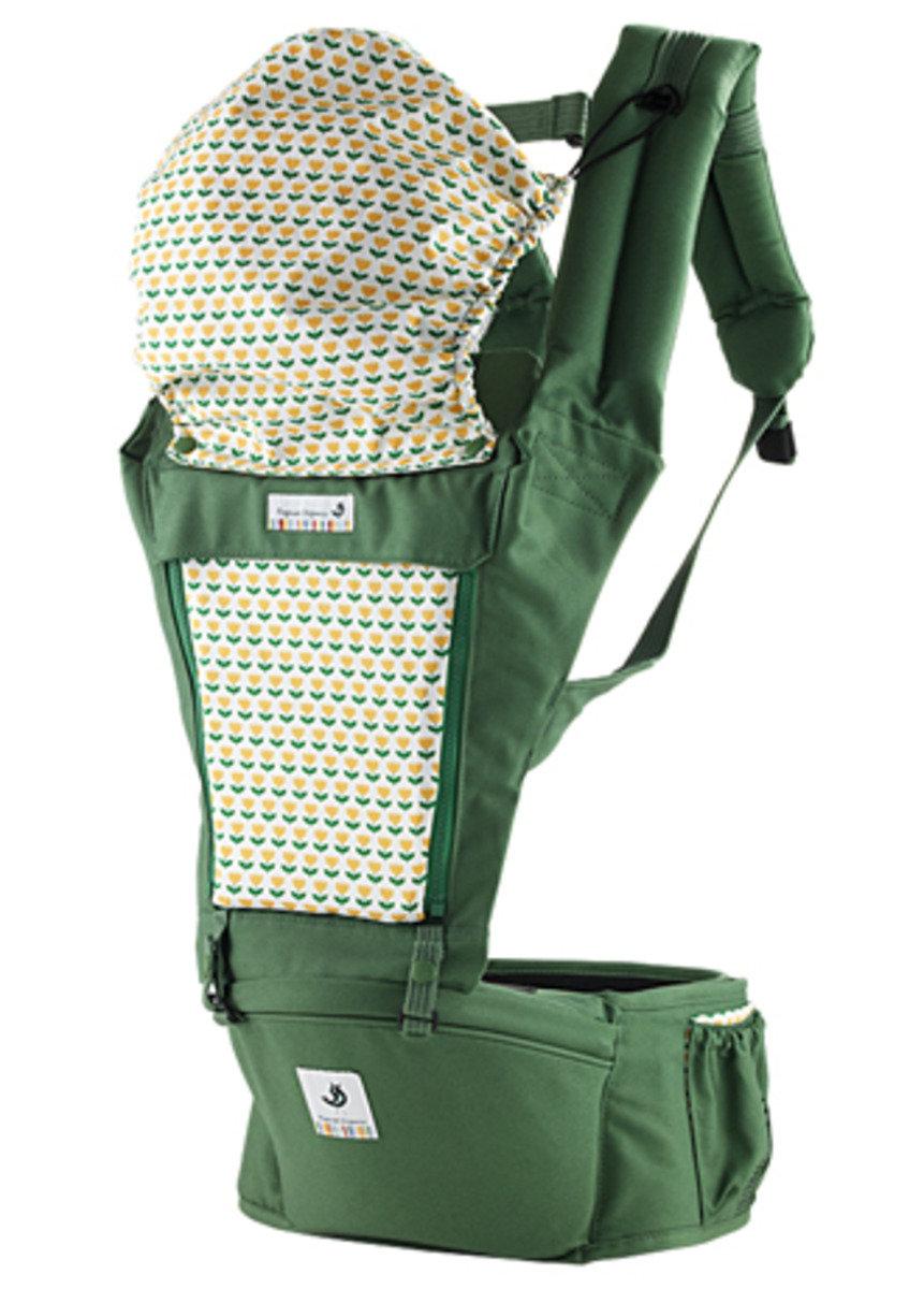 ORGA 100% 有機坐墊式孭帶 綠