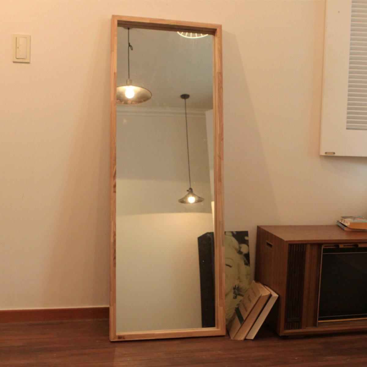 木製全身鏡 L